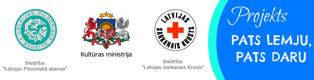 Logo PATS LEMJU PATS DARU